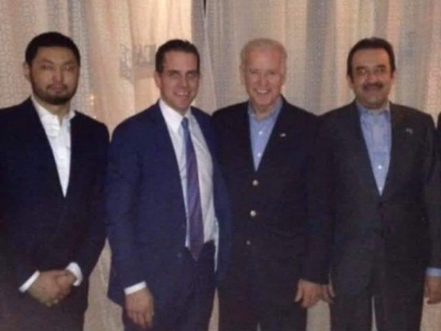 Bombshell Photo Leaked Connecting Joe Biden and Wealthy Oligarch