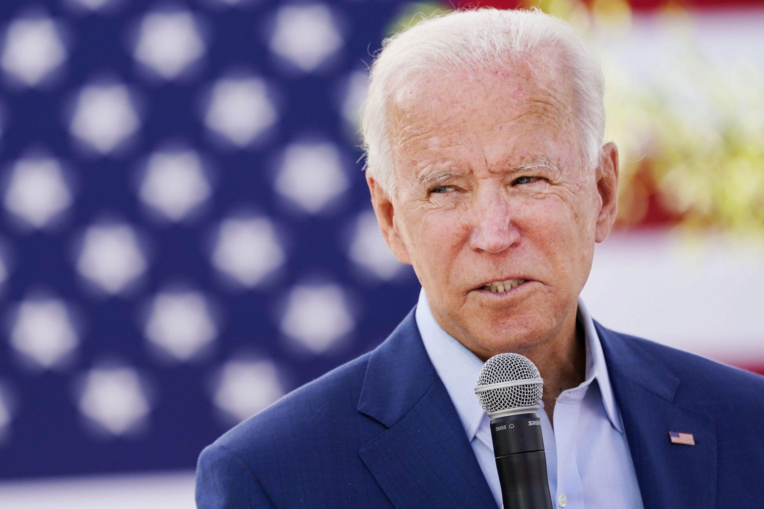 Democrats avoid discussing Joe Biden's slave owning ancestors