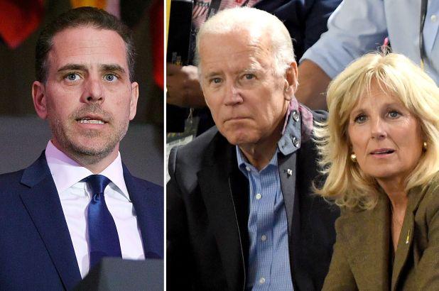 Hunter Joe Jill Biden text messages