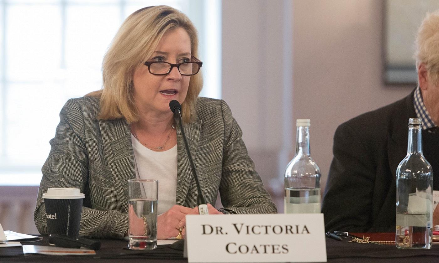 Trump administration turncoat Victoria Coates