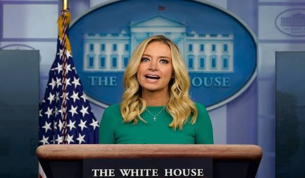 McEnany White House Press News