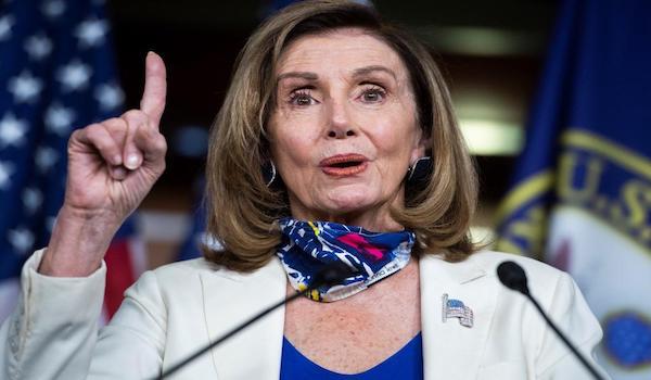 Democrats Pelosi Covid Stimulus Bill