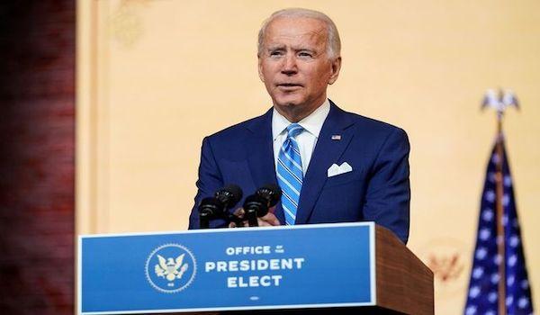 Joe Biden Speech Thanksgiving