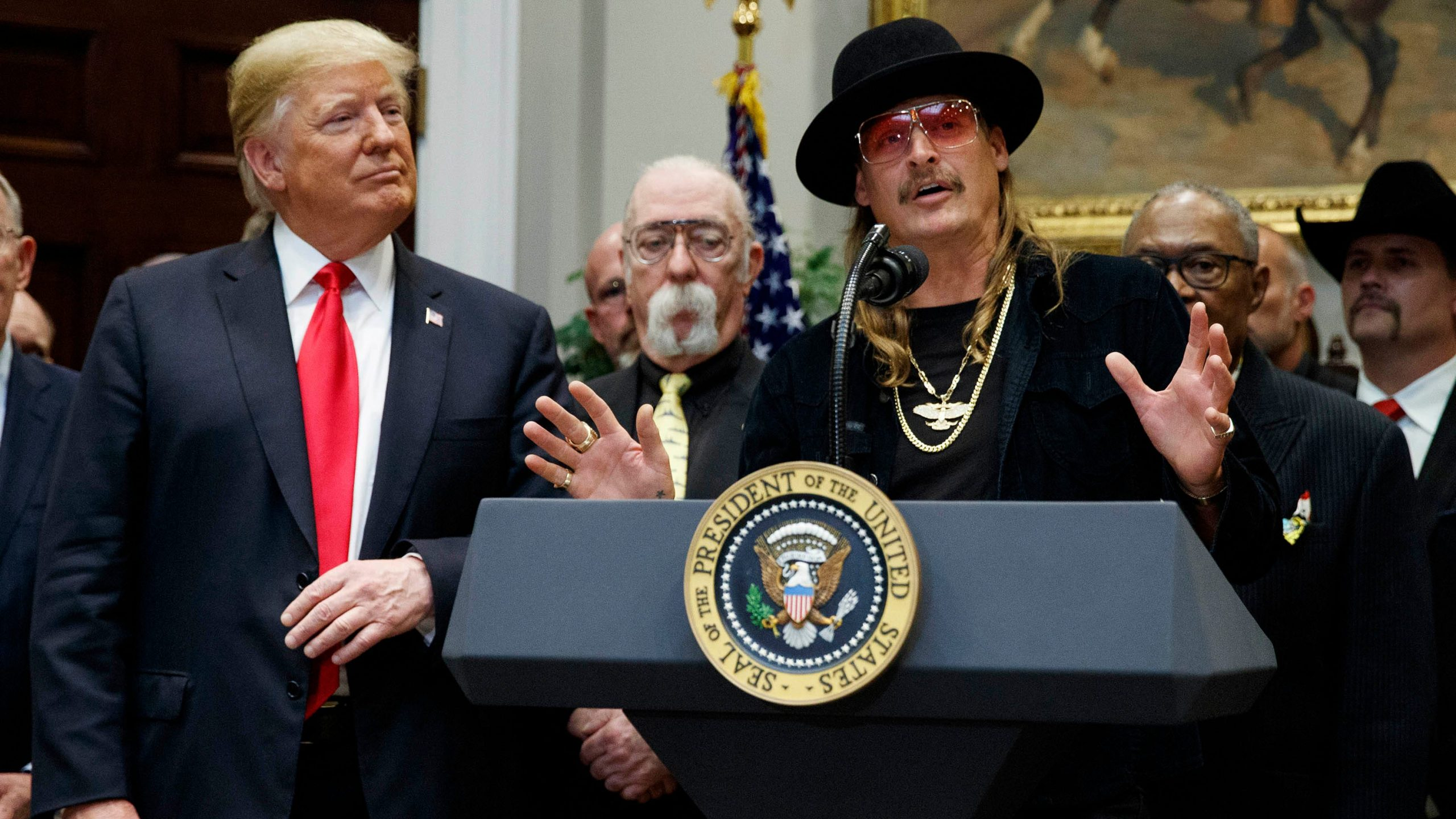 Kid Rock FLAWLESSLY Trolls Liberals With This Announcement