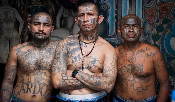 DOJ MS-13 gang leaders arrest