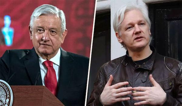 Mexico asylum julian assange wikileaks