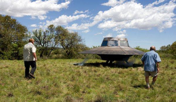 UFO aliens Hawaii area 51