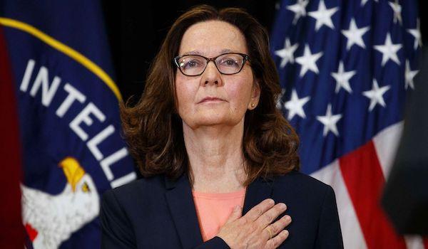 Gina Haspel resign CIA director