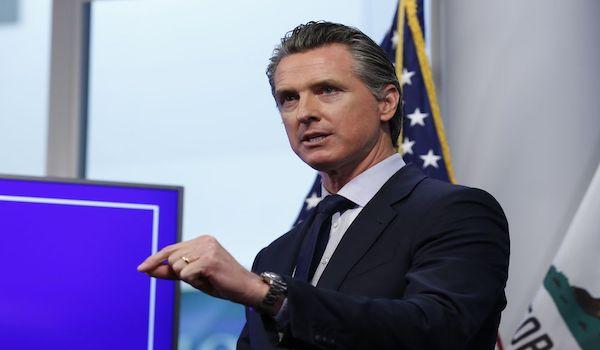 california governor newsom recall