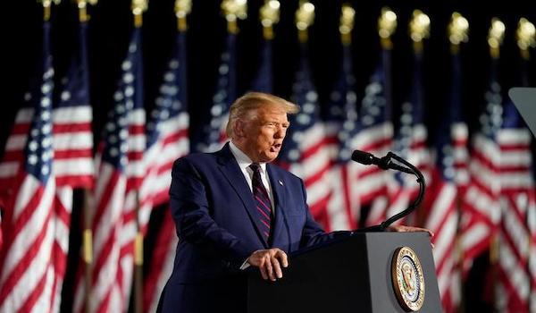 Trump Pence Speech CPAC
