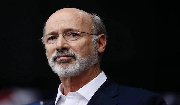 Tom Wolf income tax raise pennsylvania