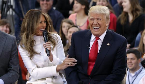 RINO Trump acquitted impeachment