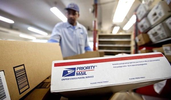 US post office fail