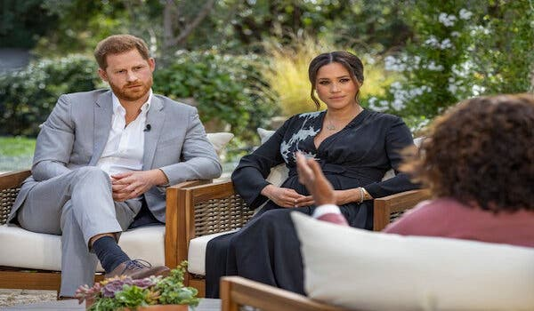 Meghan Markle Prince Harry interview