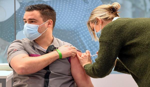 COVID vaccine astrazeneca